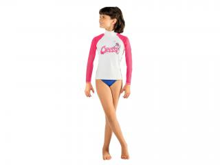 RASH GUARD GIRL LONG SLEEVE Size V