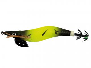 OITA SQUID JIG FF BLACK EDITION 2.5# YELLOW-BLACK