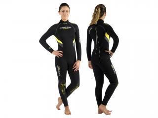 8cad271c16 Cressi CASTORO 5MM Size IV Lady - Scuba Diving - Wetsuits - Suits ...
