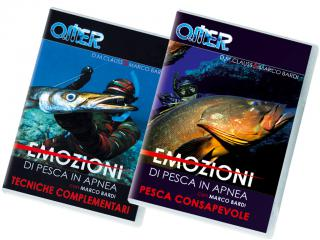 DVD SPEARFISHING EMOTION BY M. BARDI Model Tecniche Complementary