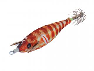 SQUID JIG WOUNDED FISH 2.0 65mm NATURAL COMBER