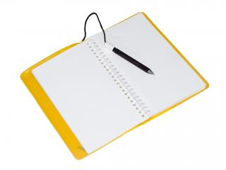 DIVING NOTEBOOK