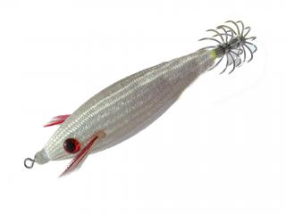 SQUID JIG FULL FLASH GLAVOC 1.5 55mm Blanc