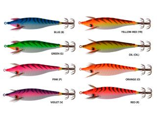 SQUID JIG PROFI BUKVA 1.5 55mm OIL