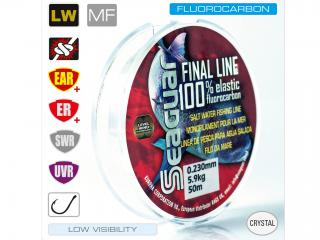 SEAGUAR FINAL LINE 0.370mm 11.9Kg