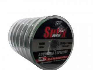 SUFIX 832 ADVANCED GORE 100mts Diameter 0.10 mm