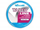VERCELLI TAPER LINE 220 mts Diameter 0.23mm-57mm