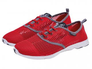 CRESSI AQUA SHOES T/39 Red-Grey