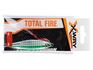 TOTAL FIRE 40 Grs COLOR GRN