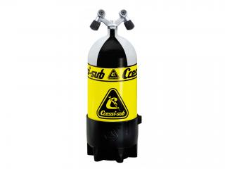 BOTELLA 12L 2SAL. 232bar