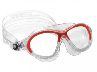 COBRA JUNIOR Red-Transparent